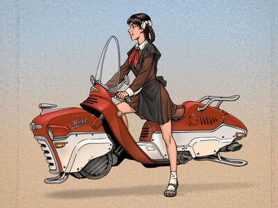 Jetterbike