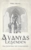 Avanyas Legenden - Das Geheimnis der Vergessenen, Cover