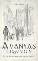 Avanyas Legenden - Die Schatten der Vergangenheit, Cover