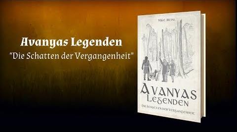 Buchtrailer Avanyas Legenden Die Schatten der Vergangenheit