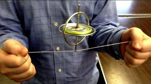 Gyroscope Tricks and Physics Stunts ~ Incredible Science