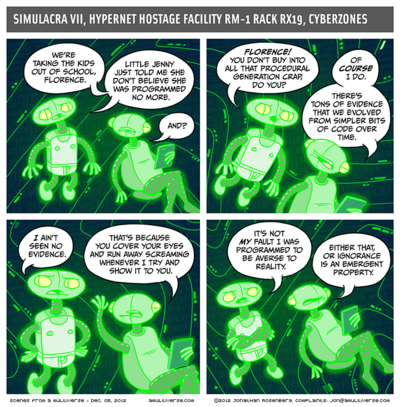 Emergent Robots