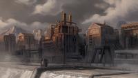 Zones industrielles de la Cité de la République