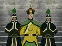 Kuei et les gardes