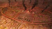 Pillage du Palais Royal du Royaume de la Terre