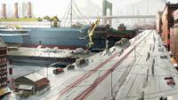 Port de la Cité de la République