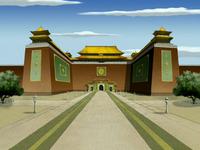 Palais Royal du Royaume de la Terre