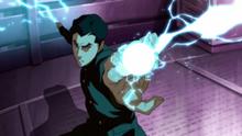 Mako crée éclair