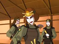 Suki et Guerrières Kyoshi-0