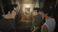 La Team Avatar découvre une pièce secrète