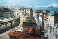 Centre-ville de la Cité de la République