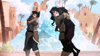 La Team Avatar réunie