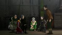 Bolin veut sauver Zhu Li
