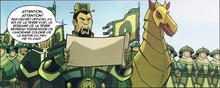 How réclamant Yu Dao