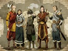 Équipe de l'Avatar