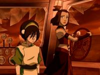 Toph et Suki