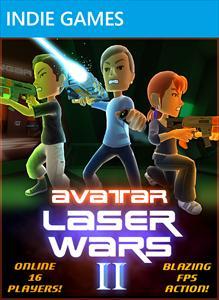 Laser Wars 2 Art