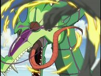 3х01 Морской змей