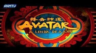 Avatar - Lenda de Korra-Avatar Promo - Nickelodeon Brazilie