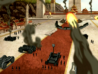 Invasion of the Fire Nation