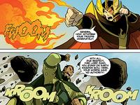 How fighting Zuko