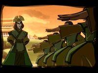 Побег из мира духов Киоши и Дай Ли