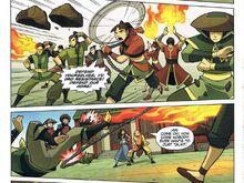 Комикс О3 Кори и защитники Ю Дао