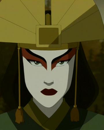 Kyoshi Avatar Wiki Fandom