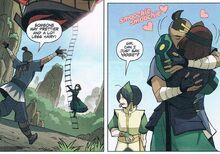 Комикс О3 Сокка и Суюки