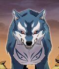 Комикс П1 Дух Волка