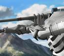 Spirit energy cannon