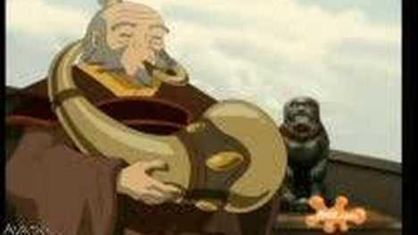 Avatar uncle's tsungi horn