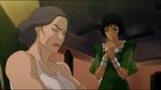 Opal entschuldigt sich bei Lin