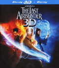 The Last Airbender 3D cover