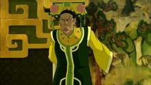 Хоу-Тинг (Ты не посмеешь напасть на царицу!)