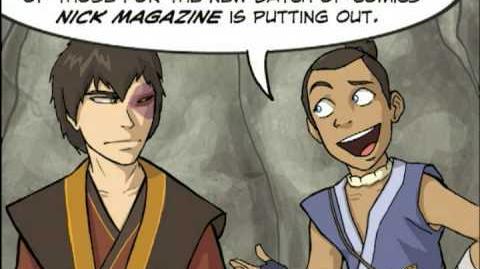 Avatar Comics 2009 - Coming Soon from Nick Magazine!