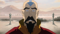 Tenzin distraught