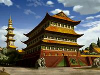 Edificio del Consejo de los Cinco