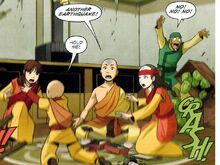 Комикс Р2 Землетрясение в закусочной