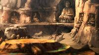 К3х13 Статуи возле пещер