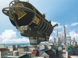 Police airship