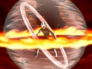 Aang furioso