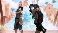 Team Avatar reunites