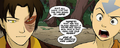 Zuko and Aang arguing about the letter.png