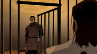 Amon asking Tarrlok to join him