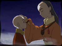 Avatar Yangchen and Aang