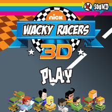 Wacky Racers скрин1