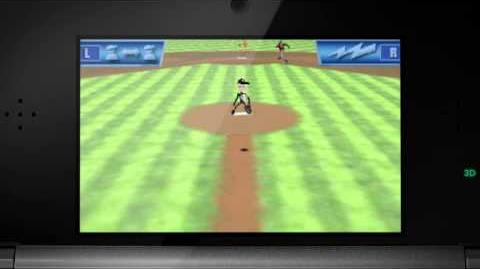 Nicktoons MLB 3D Trailer