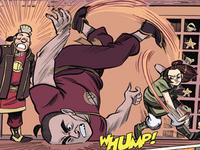 Suki defeats Jojan