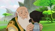 Iroh aconseja a Korra